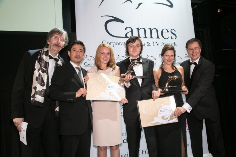 Мы в жюри каннского фестиваля Cannes Corporate Media & TV Awards 2015